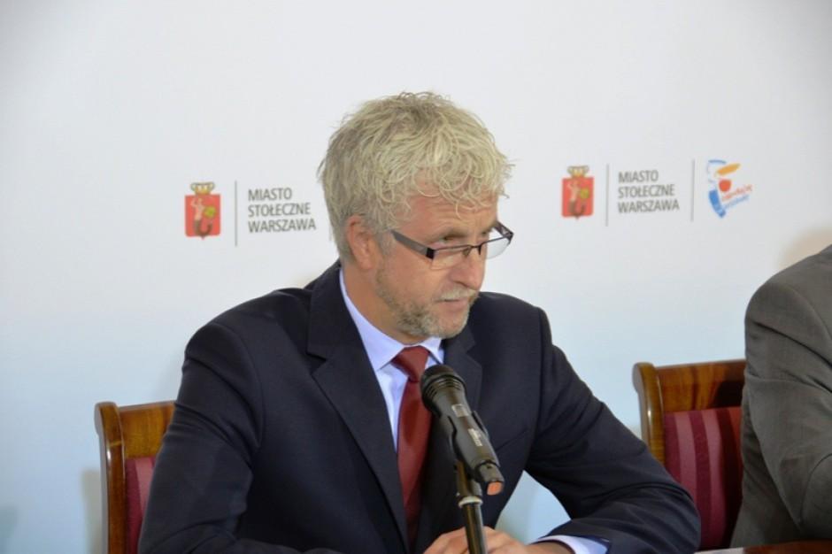 Były wiceprezydent Warszawy zdradza tajemnice ratusza