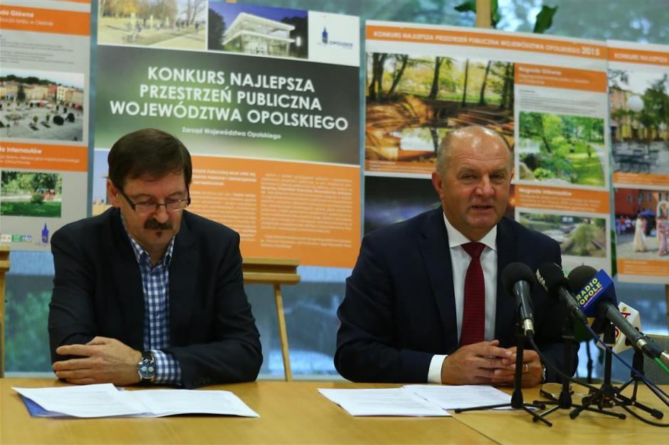 Rozpoczął się konkurs na najlepszą przestrzeń publiczną województwa opolskiego