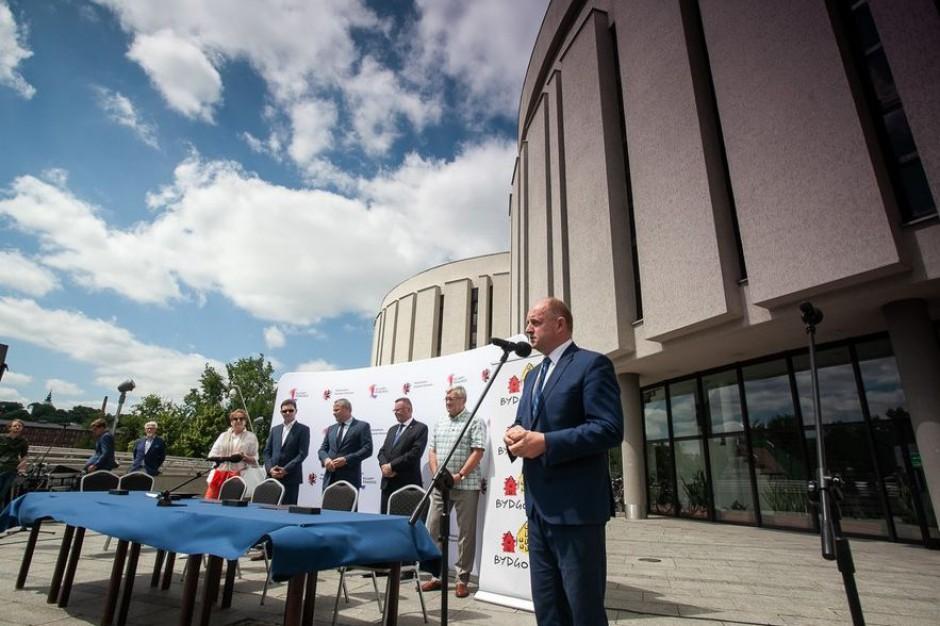 Bydgoszcz: Prezydent i marszałek sfinansują rozbudowę Opery Novej