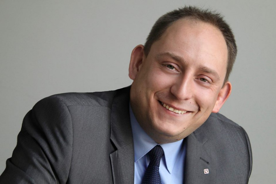 Burmistrz Kęt Krzysztof Jan Klęczar samorządowcem Podbeskidzia 2018