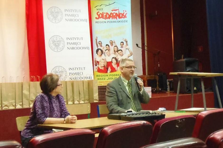 Janusz Okrzesik powalczy o fotel prezydenta Bielska-Białej