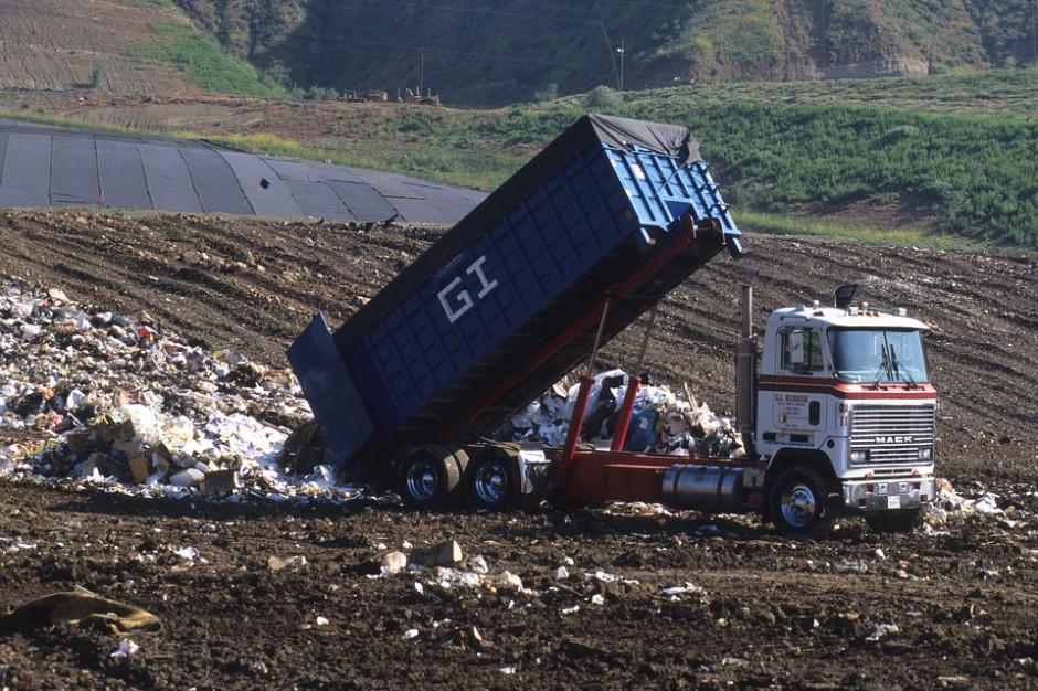 Transport śmieci z Niemiec zatrzymany pod Opolem