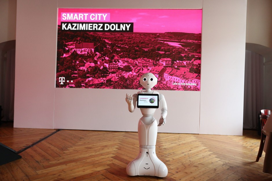 Kazimierz Dolny stanie się pierwszym polskim smart city? Jest umowa z T-Mobile