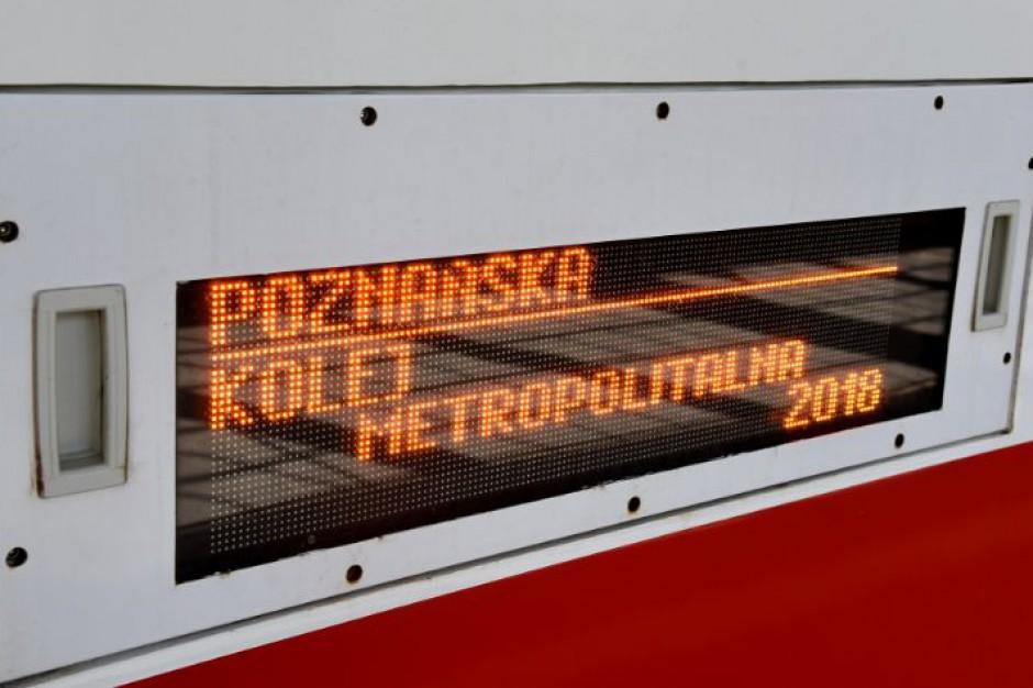 Prezydent Poznania: jesteśmy dobrze przygotowani do kolei metropolitalnej