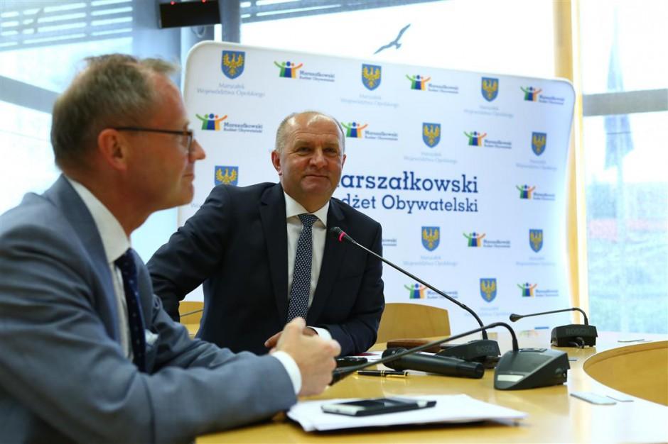 Opolskie: Oto wyniki głosowania w drugiej edycji Marszałkowskiego Budżetu Obywatelskiego