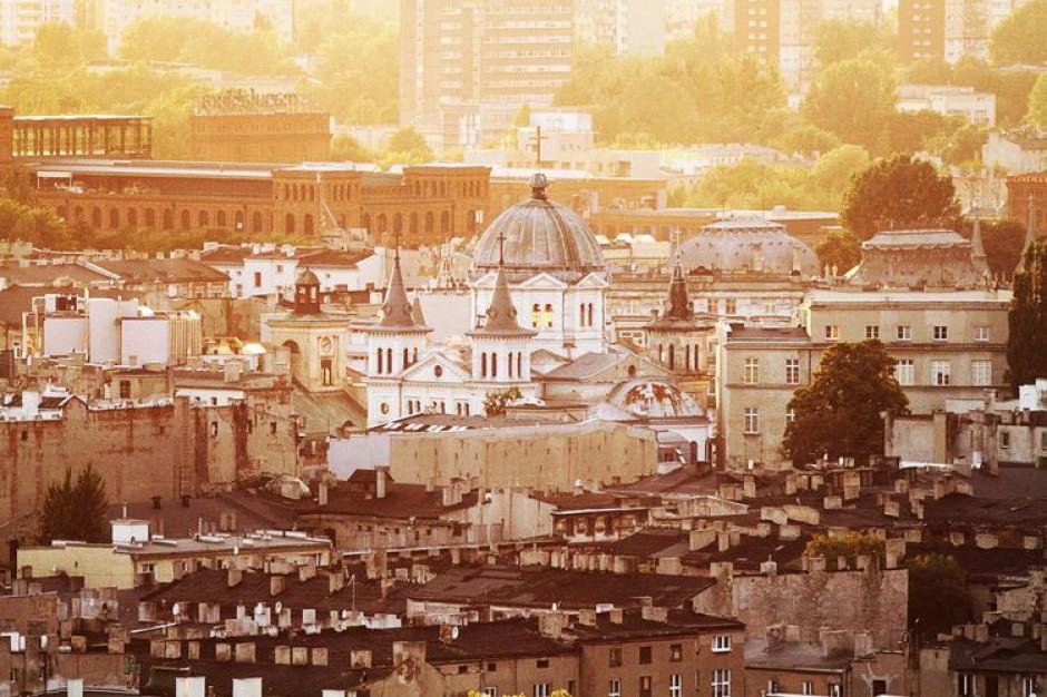 Całe centrum Łodzi pokryte zostanie planami zagospodarowania przestrzennego