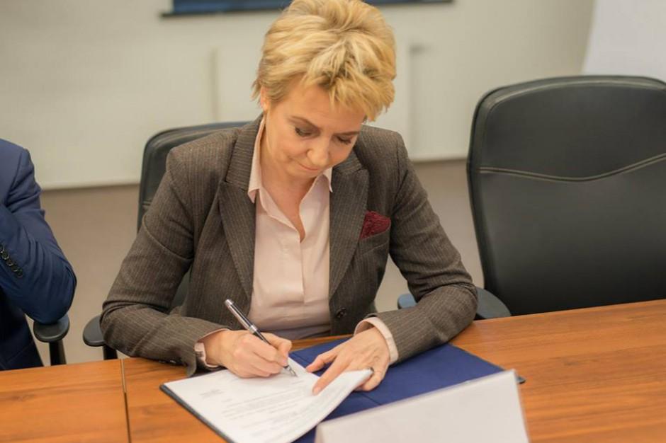 Łódź. Radni udzielili absolutorium prezydent Hannie Zdanowskiej