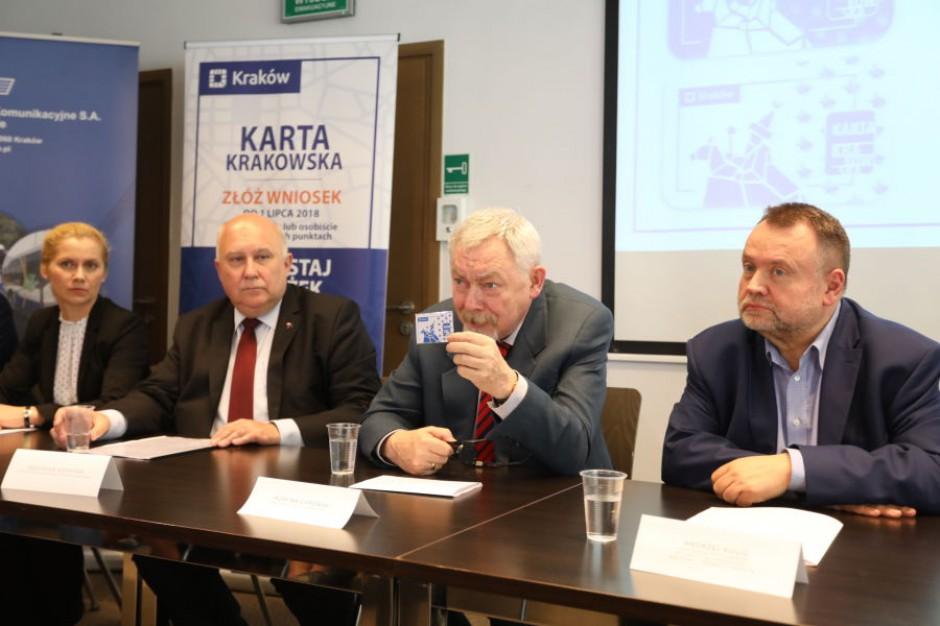 W Krakowie od sierpnia Karta Krakowska ze zniżkami dla mieszkańców i płatników