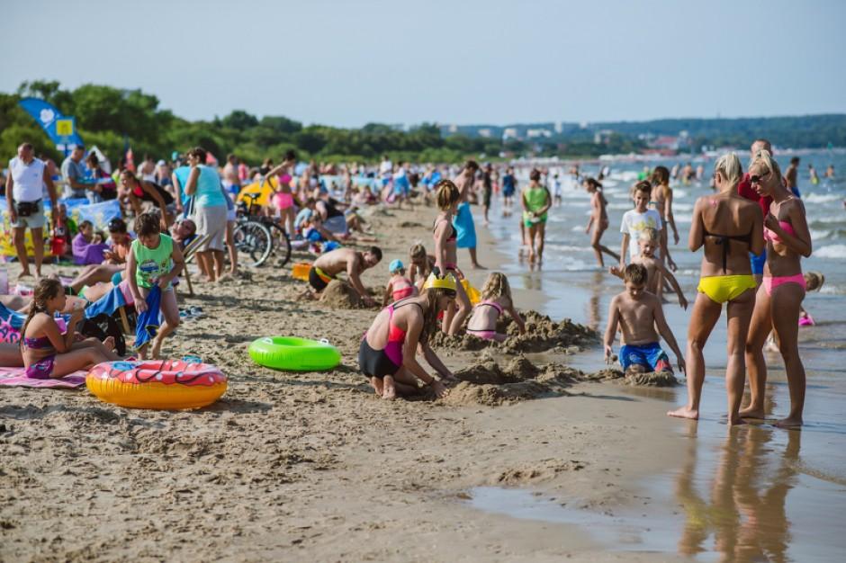 Gdańsk liderem programu Błękitna Flaga - sześć dla kąpielisk, cztery dla przystani