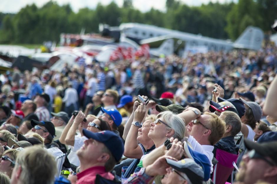 Bilety na Air Show w Radomiu schodzą jak ciepłe bułeczki