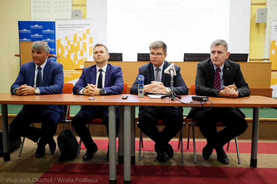 Rewitalizacja linii kolejowych przy polsko-białoruskiej granicy do 2020 r.