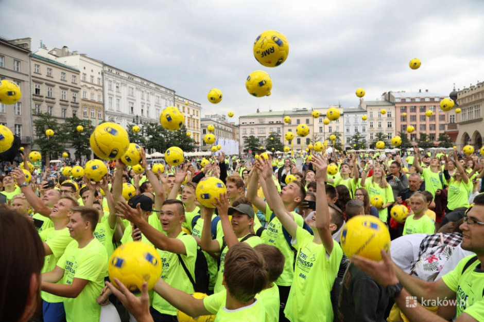Kraków ustanowił nowy rekord Guinnessa