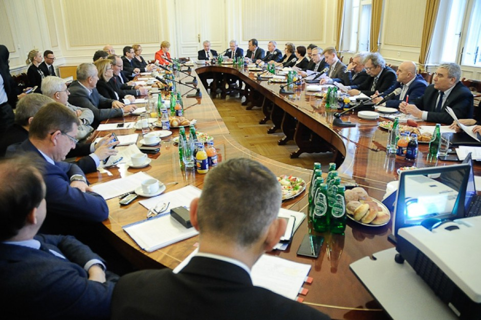 Sejm za zmianami w ustawie o Radzie Dialogu Społecznego