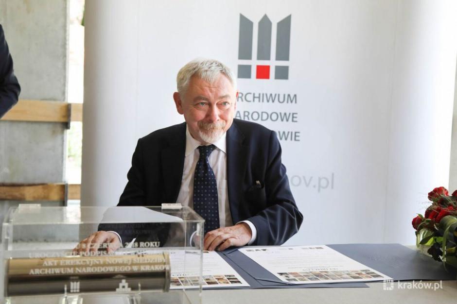 Prezydent Krakowa przyjął dymisję dyrektora ZIKiT