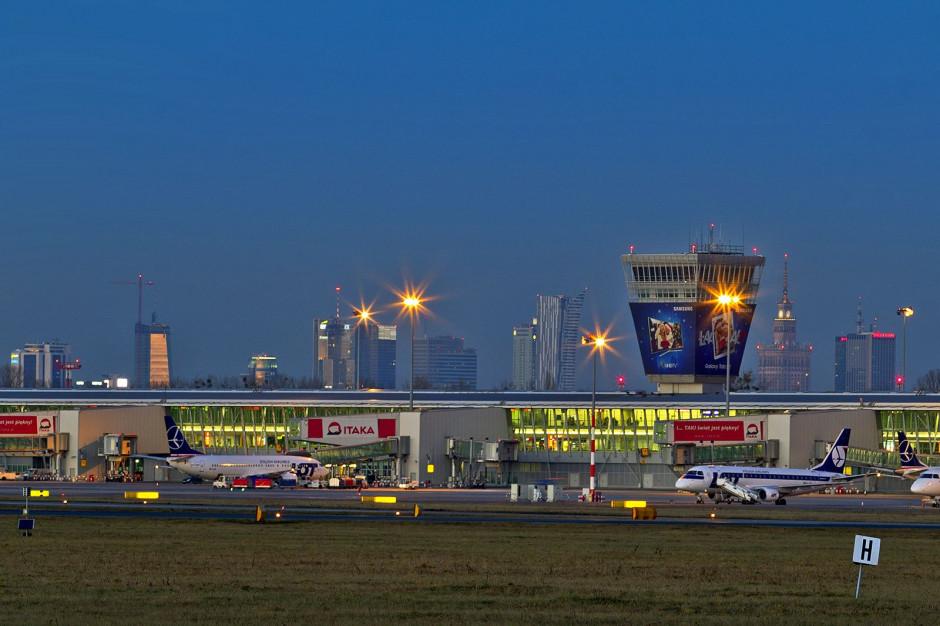 Do połowy 2020 r. ma być gotowa analiza ws. rozbudowy Lotniska Chopina