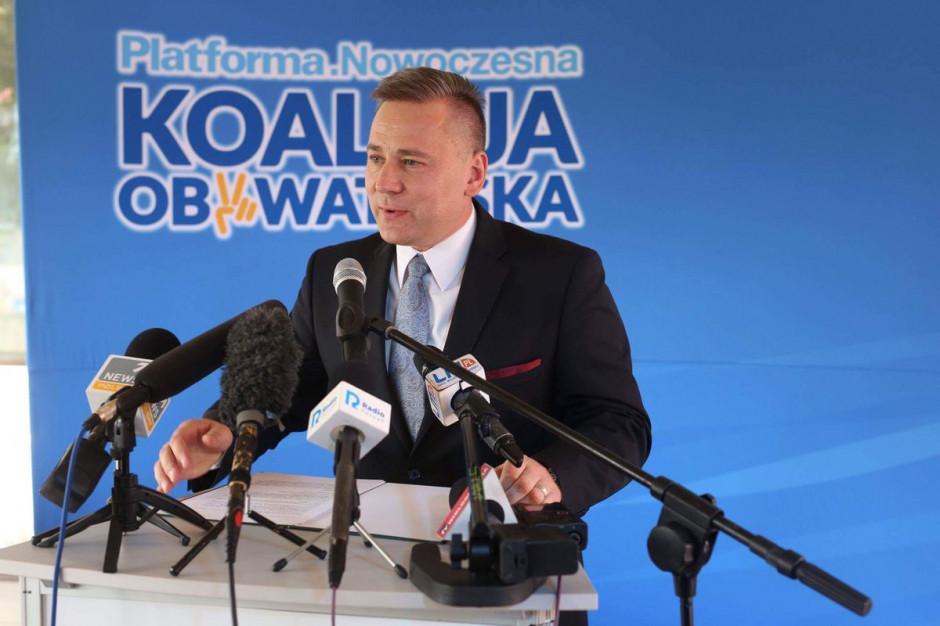 Piotr Korytkowski kandydatem Koalicji Obywatelskiej na prezydenta Konina