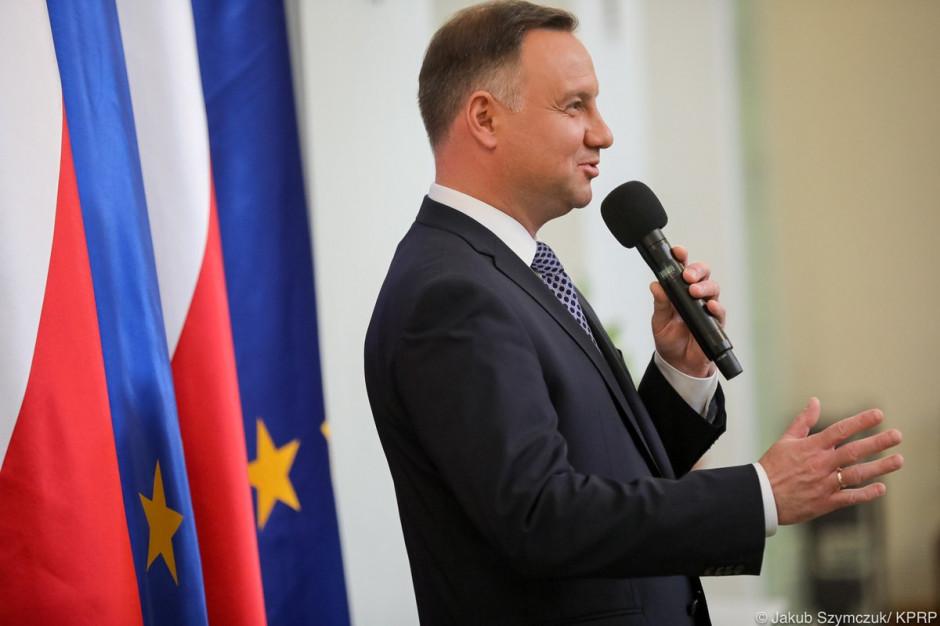Andrzej Duda: Chcę, by uwaga rządzących była skierowana na mniejsze ośrodki miejskie