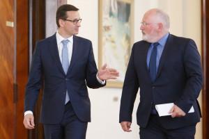 Unijne środki zamrożone dla Polski?