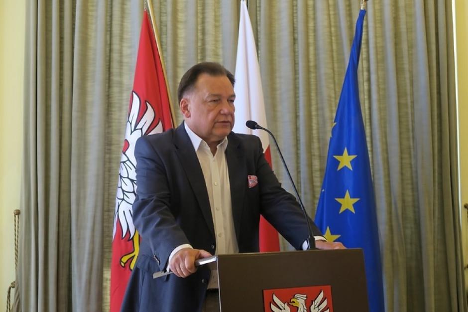 Zarząd województwa mazowieckiego z absolutorium za wykonanie budżetu na 2017 r.