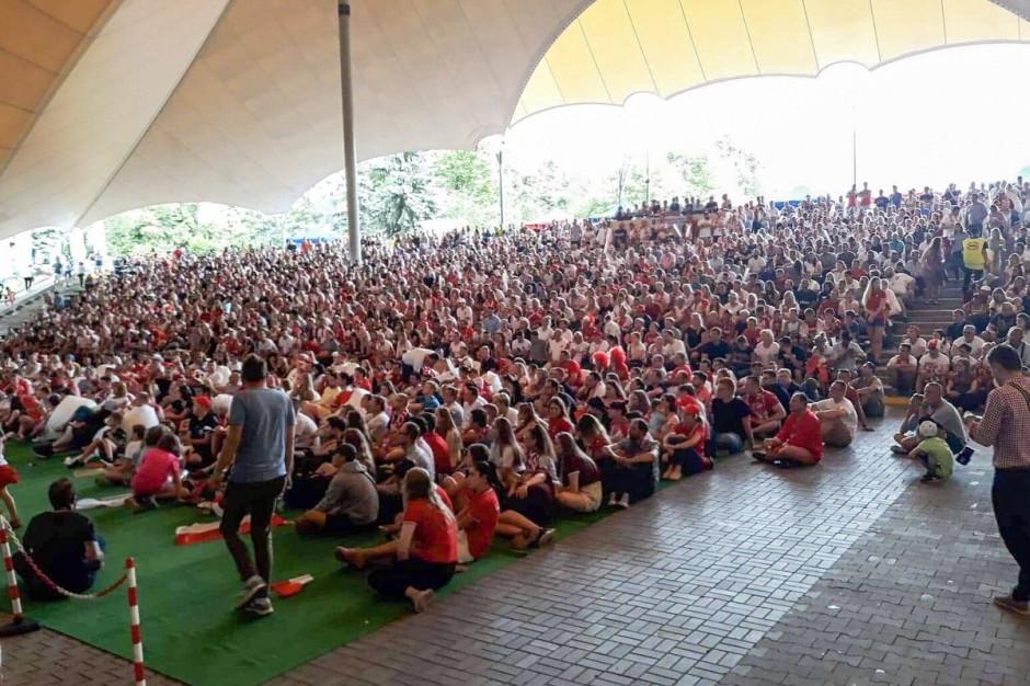 40 tys. widzów dopingowało biało-czerwonych na stadionie narodowym