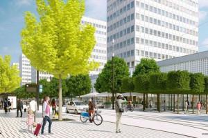 Poznań inwestuje w centrum miasta