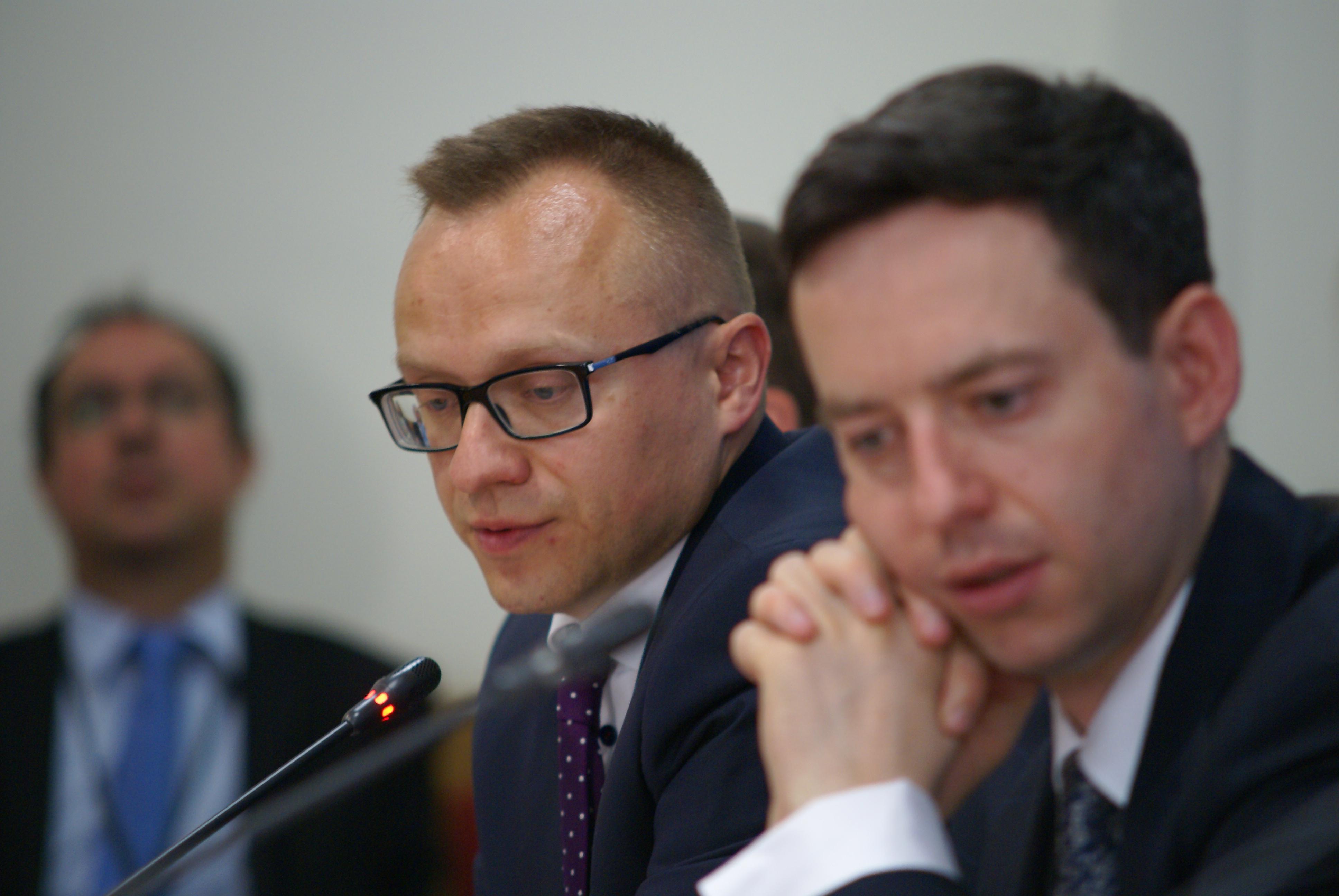 Artur Soboń, wiceminister inwestycji i rozwoju fot.miir.gov.pl