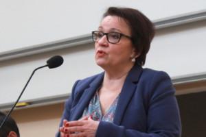 Anna Zalewska: przepełnione szkoły nie są efektem reformy