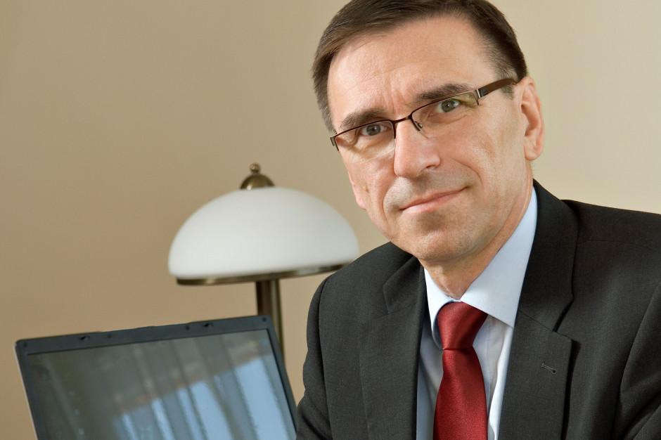 Prezydent Olsztyna Piotr Grzymowicz o wyborach samorządowych: Zacząłeś, to skończ!
