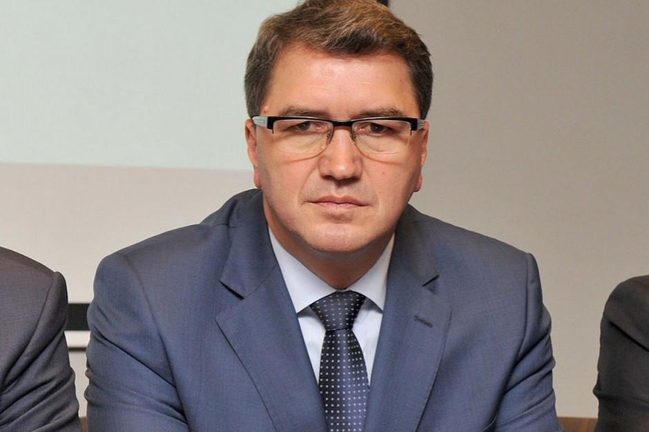 Prezydent Oświęcimia Janusz Chwierut powalczy o reelekcję