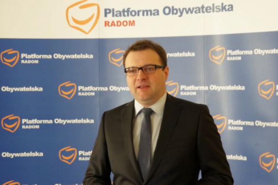 Prezydent Radomia składa obietnice wyborcze