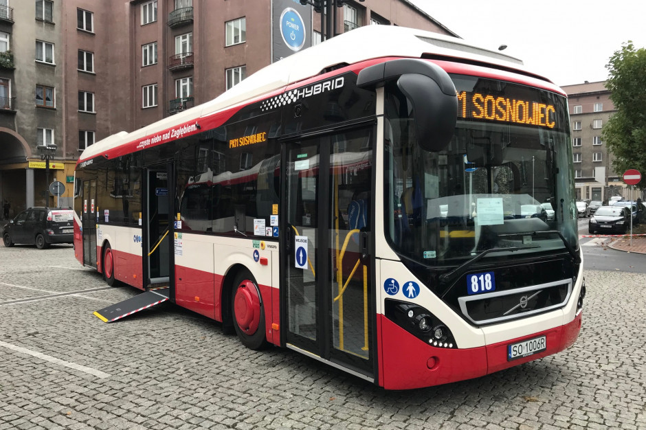 Volvo dostarczy miejskie autobusy hybrydowe do Grudziądza