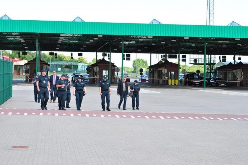 Mundial w Rosji. Straż Graniczna o ruchu na granicy