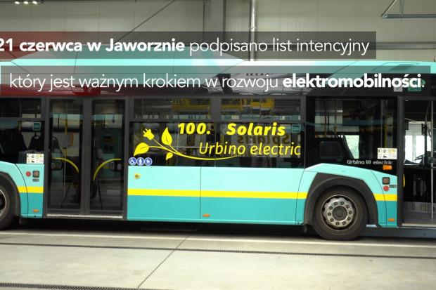 Autobusy bez kierowców wyjadą na ulice polskiego miasta