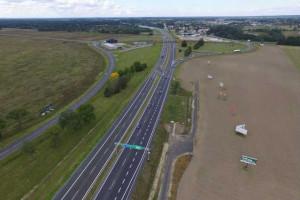 Działa już droga S3 w rejonie Lubina i Legnicy