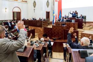 Zarząd województwa śląskiego z absolutorium