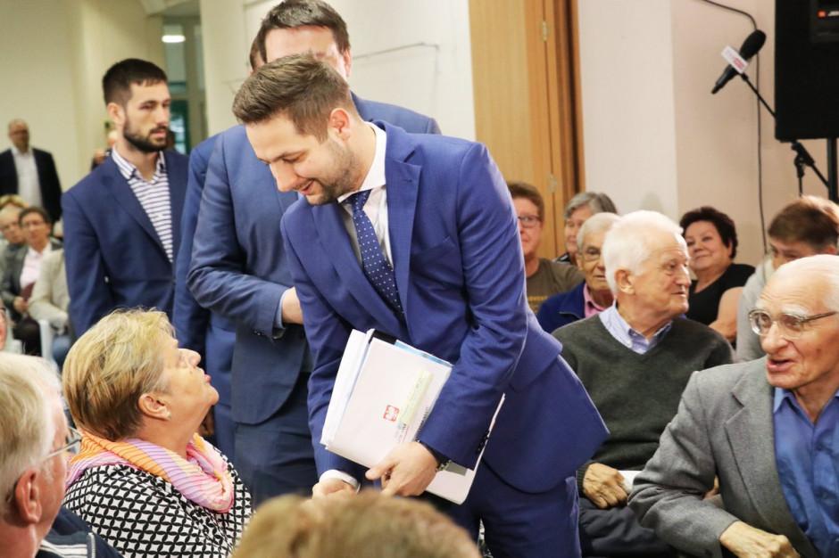 Patryk Jaki: W stolicy cofnęliśmy decyzje reprywatyzacyjne o wartości prawie 700 mln zł