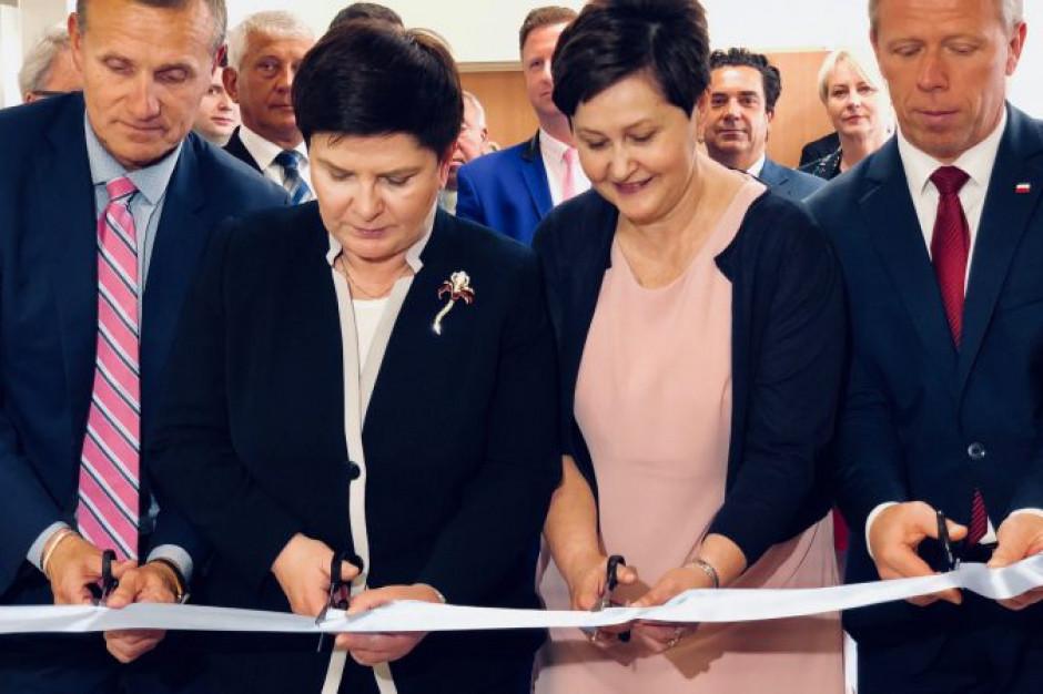 Oświęcimski szpital powiatowy zmodernizował oddział psychiatryczny
