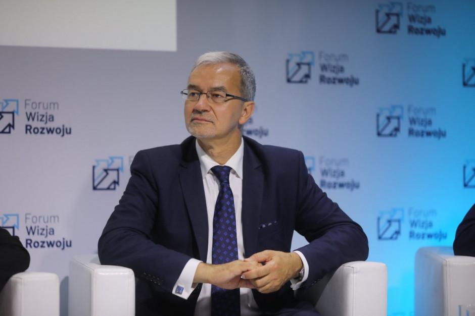 Jerzy Kwieciński: Przed nami bardzo trudne negocjacje z KE