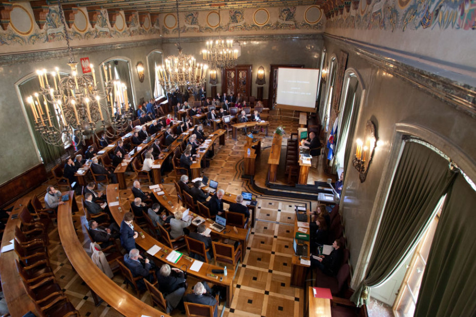 Prezydent Krakowa uzyskał absolutorium