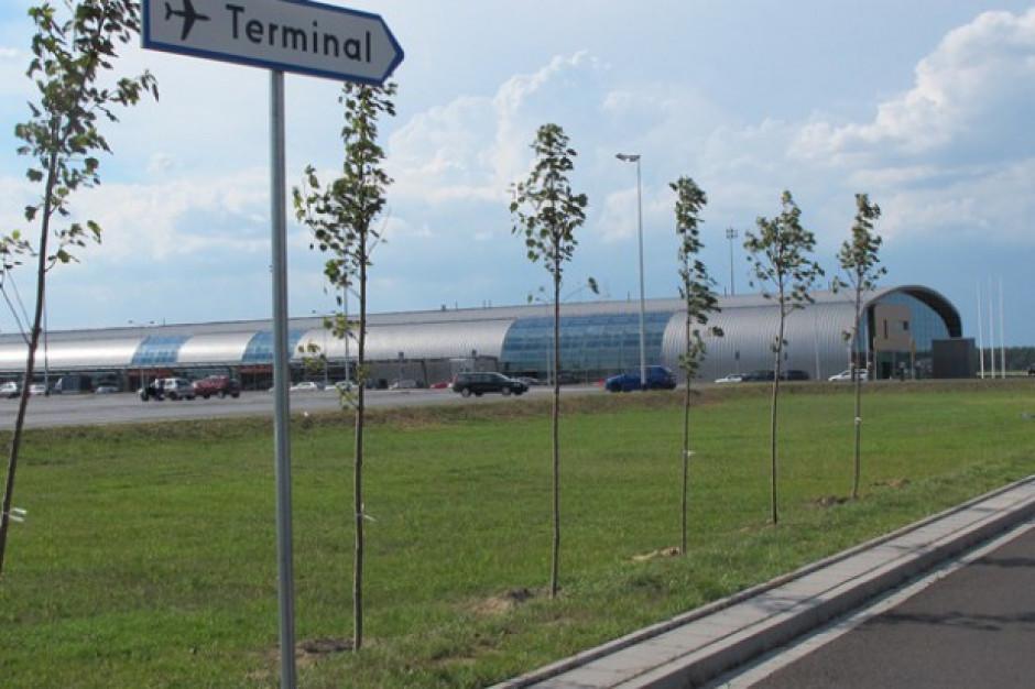 Port lotniczy w Modlinie inwestuje w nową drogę kołowania i planuje kolejne inwestycje