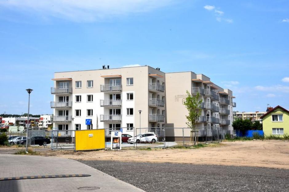 Kilkadziesiąt rodzin w Bydgoszczy odbierze klucze do nowych mieszkań