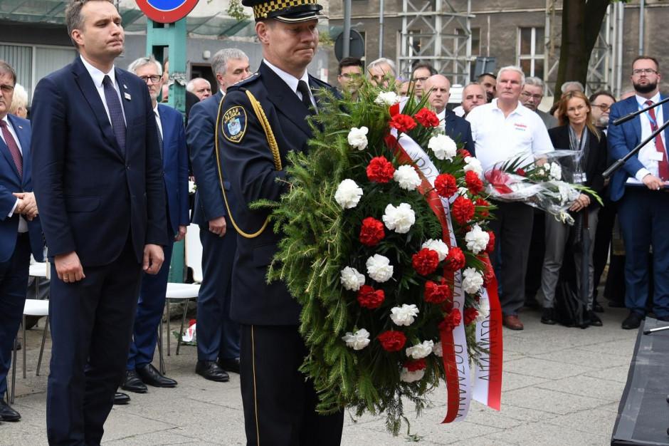 Poznań uczcił rocznicę Czerwca '56