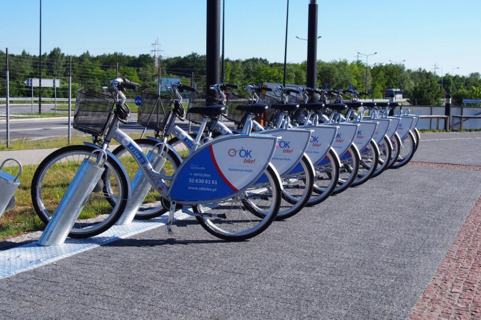 4 nowe stacje rowerów w Kędzierzynie-Koźlu