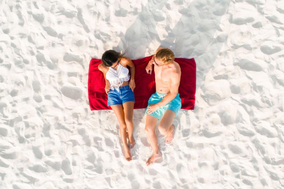Kraków: Sezon plażowy rozpoczęty