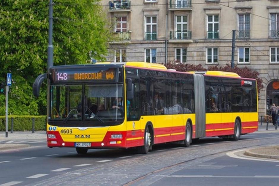 MPK Wrocław kupi 50 autobusów MAN