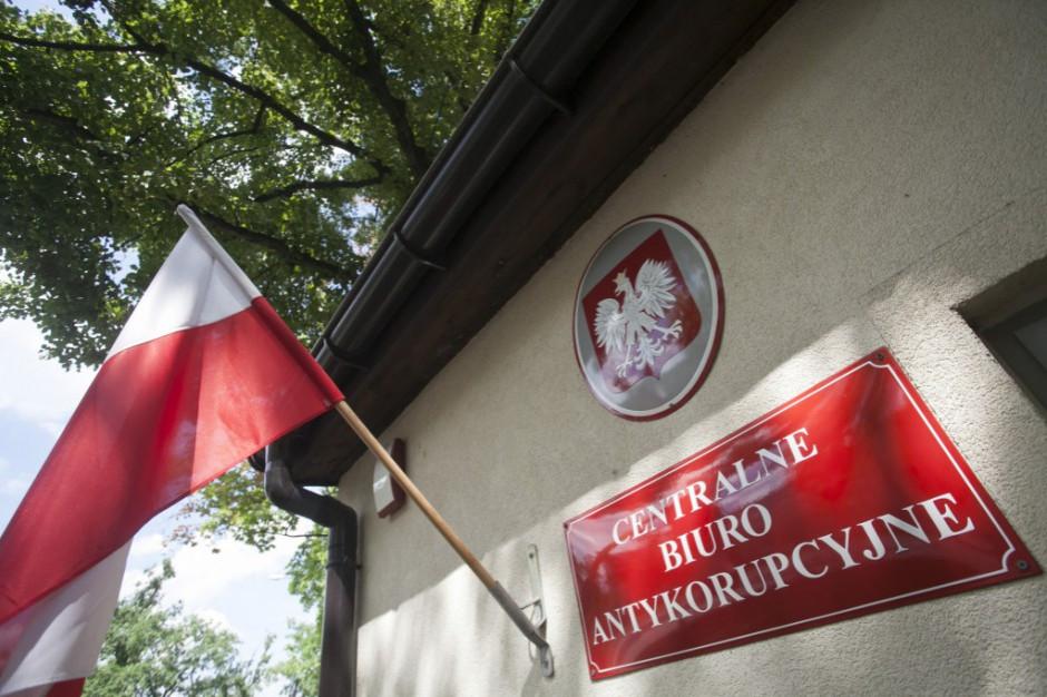 CBA zatrzymało trzy urzędniczki krakowskiego magistratu i pośredniczkę
