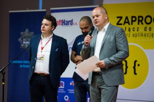 Akcję posumował prezydent płocka Andrzej Nowakowski (fot.plock.eu)
