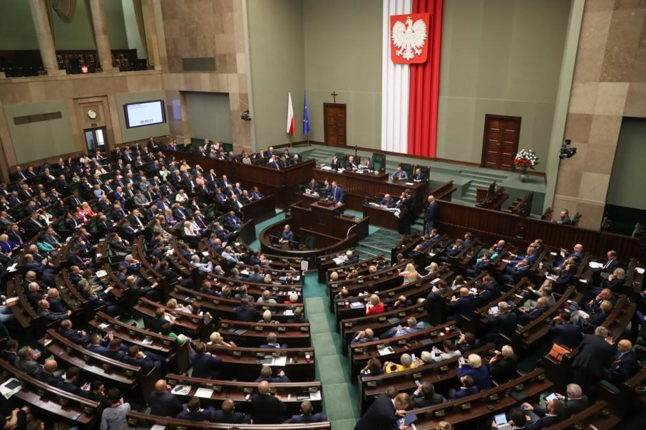 Sejm odesłał pakiet odpadowy do komisji środowiska