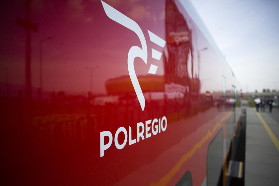 Płatność kartą i platforma mObywatel - już w pociągach Polregio