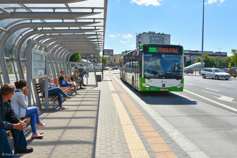 Białystok chce kupić kolejnych 20 niskoemisyjnych i niskopodłogowych autobusów